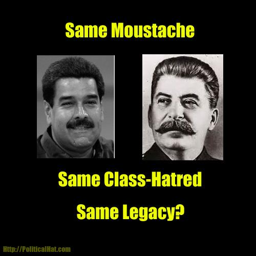 Maduro & Stalin