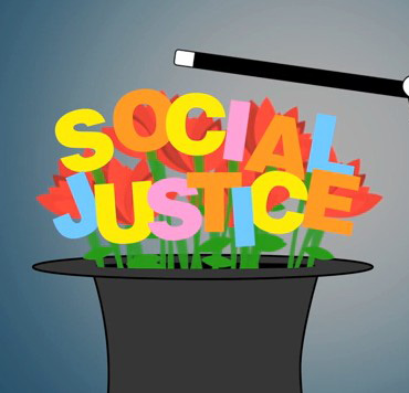 social justice thumb