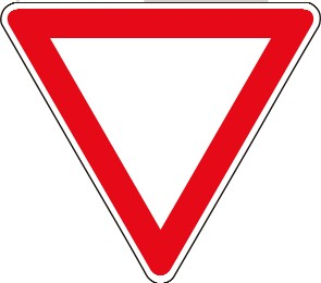 triangle-sign