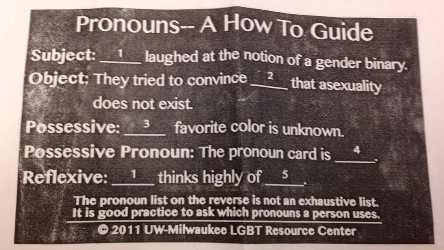 high school health class pronouns thumb
